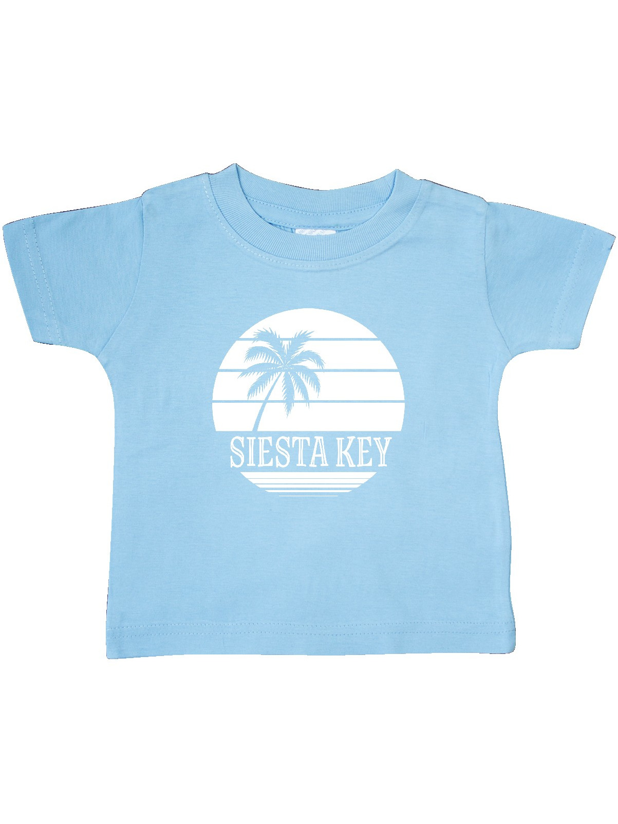 inktastic Beach Week Key West Florida with Palm Trees Toddler T-Shirt
