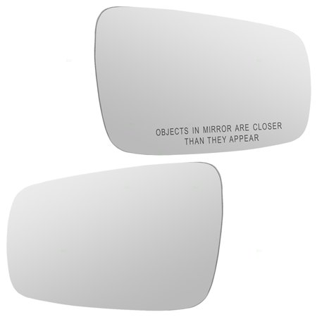 - Pair Set Side View Mirror Glass with Bases Replacement for Audi A4 Volkswagen Cabrio Golf Jetta Passat 3B1 857 521 A 1J1 857 522 K