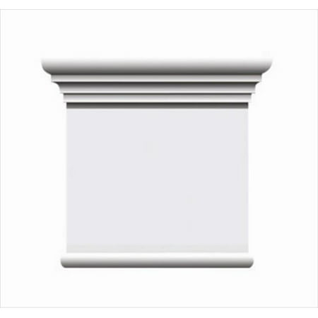 American Pro Decor 5Apd10279 9 06 X 8 25 In  Right Sided Capital