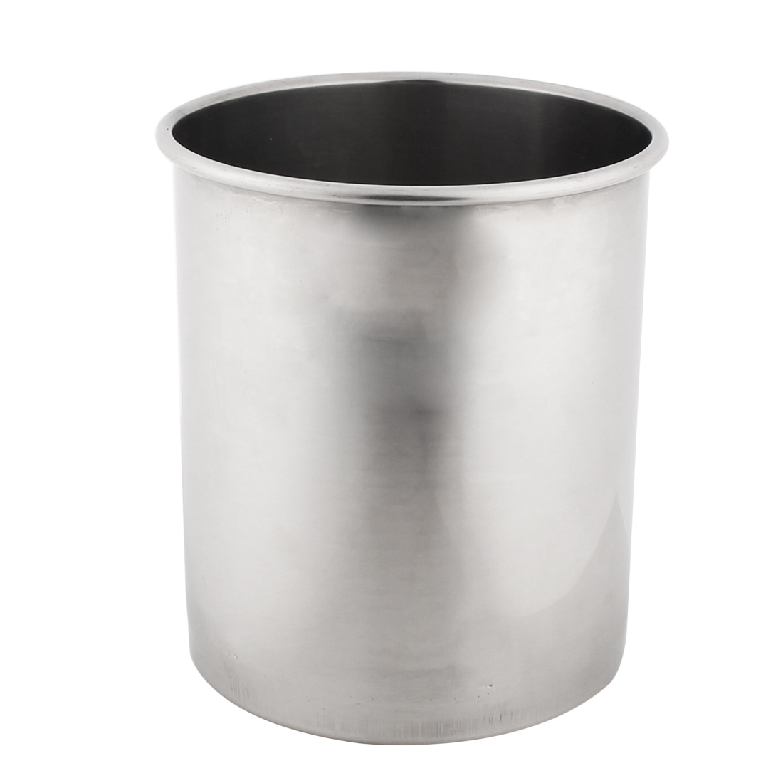 3.3L Capacity Kitchen Bar Stainless Steel Champagne Wine Cooler Ice Bucket by Unique-Bargains