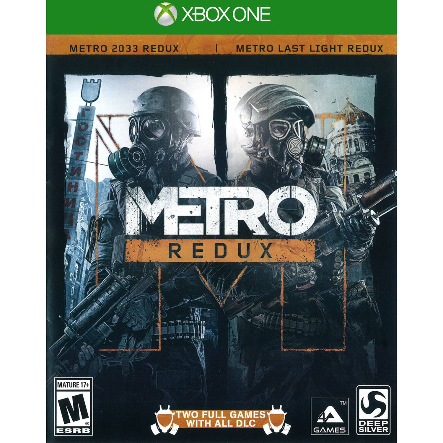 Metro Redux (Xbox One) - Pre-Owned