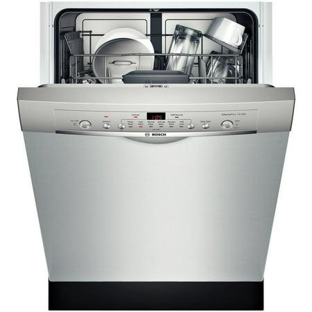 """Bosch 24"""" Recessed Handle Dishwasher"""