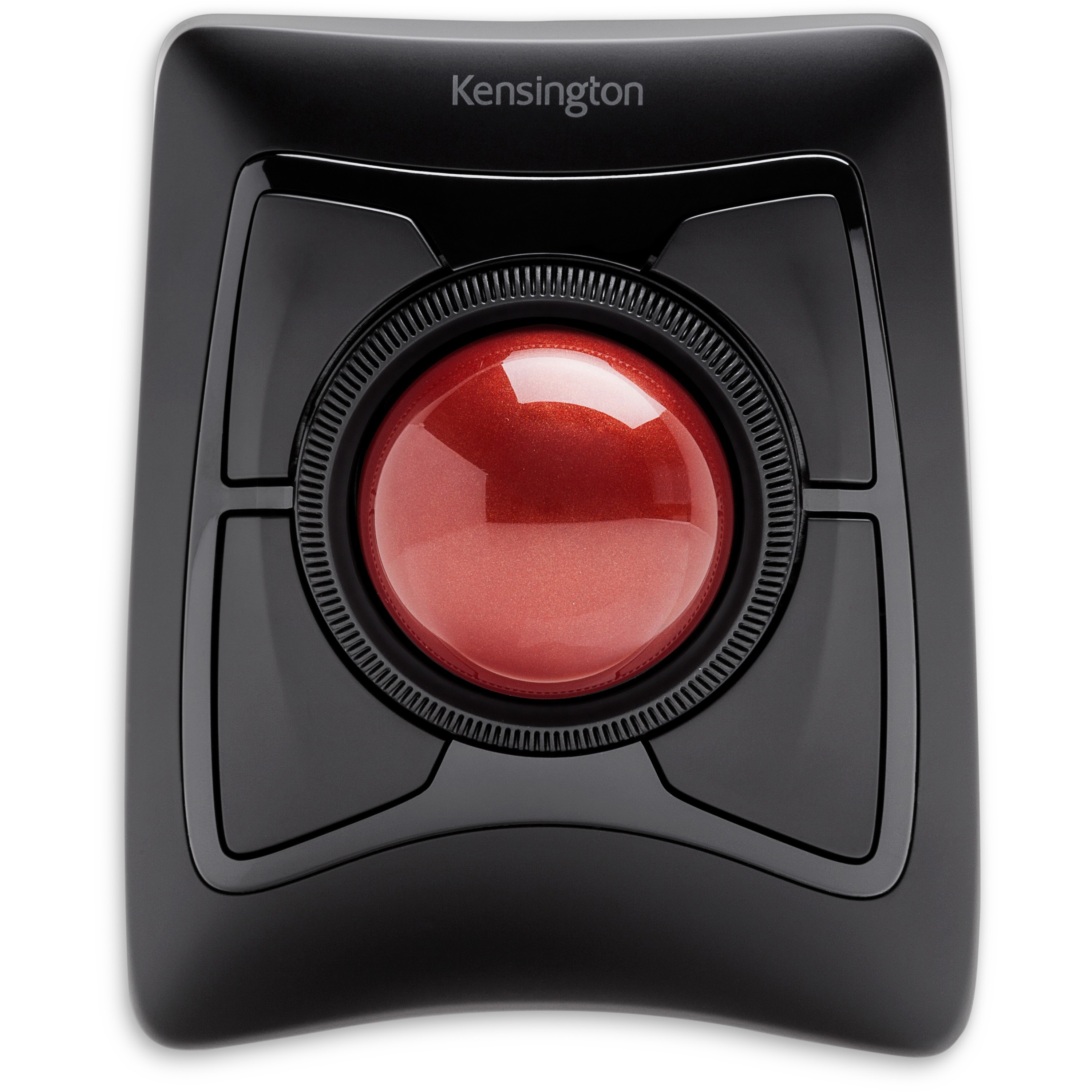Kensington, KMW72359, Expert Mouse® Wireless Trackball, 1, Black