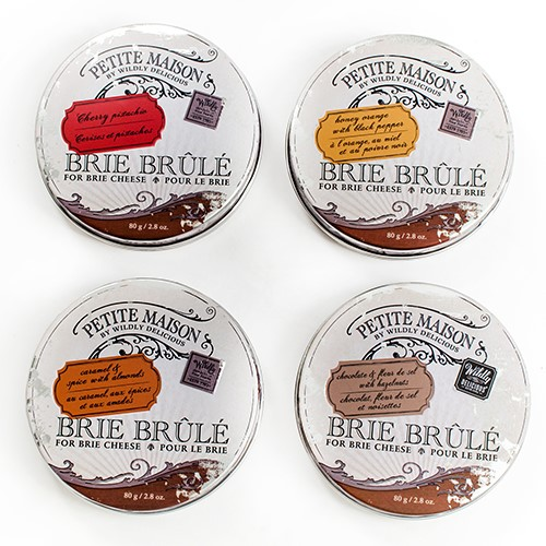Brie Brule for Brie Cheese Cherry Pistachio by WILDLY DELICIOUS PRESERVE CO LTD