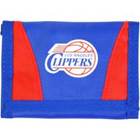 LA Clippers Chamber Nylon Wallet