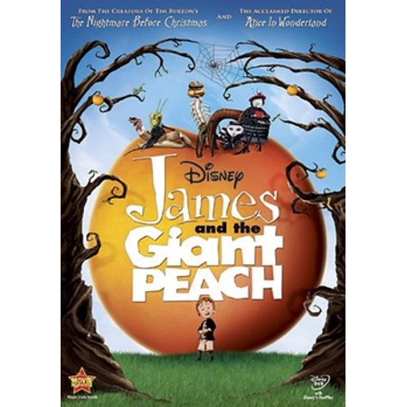 James And The Giant Peach (DVD)](St James Halloween Event)