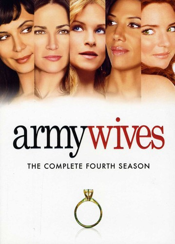 Army Wives: The Complete Fourth Season by DISNEY/BUENA VISTA HOME VIDEO