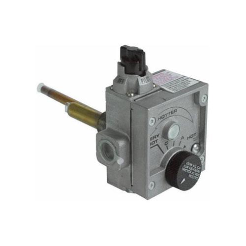 Camco MFG 08401 White NAT Gas Control