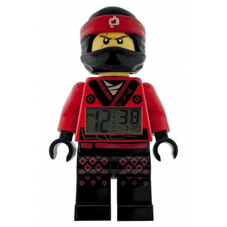 - THE LEGO® NINJAGO® MOVIE™ Kai Minifigure Alarm Clock