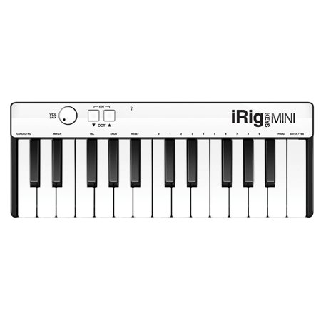 IK Multimedia iRig Keys Mini 25-Key MIDI