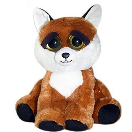 Feisty Pets Sly Sissypants Fox Growling Plush Figure - Fox Plush