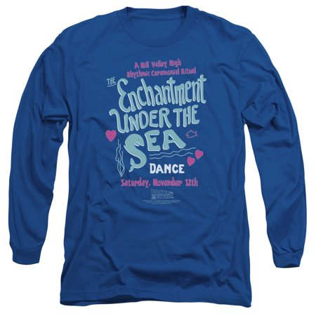 Back To The Future - Under The Sea - Long Sleeve Shirt - (Back To The Future Long Sleeve Shirt)