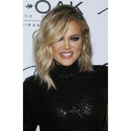Khloe Kardashian At Arrivals For Malika And Khadijah Haqq Birthday Party At 1 Oak 1 Oak At The Mirage Las Vegas Nv March 11 2016 Photo By Moraeverett Collection Photo Print