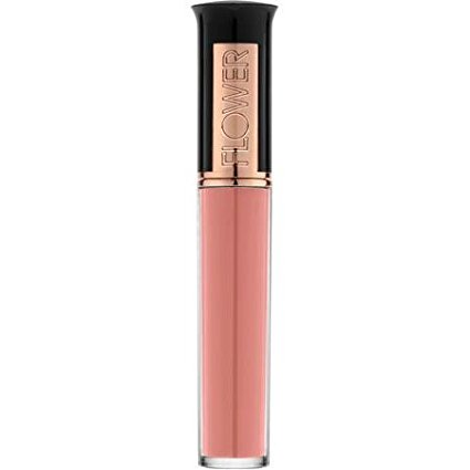 Flower Lip Radiance High Shine Lip Lacquer, LR2 Give Peach a Chance By Flower Beauty From -