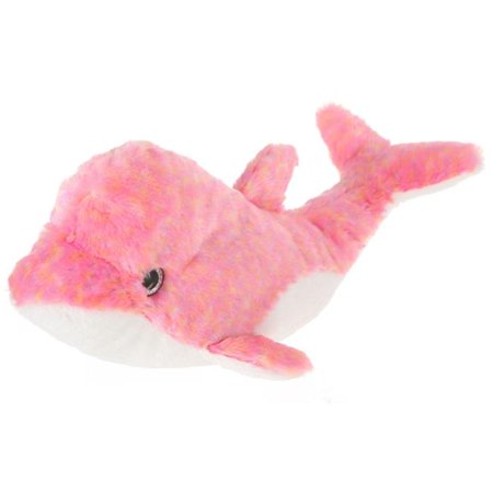 Giftable World A15107 14 in. Plush Tie Dye Dolphin - (Pink Dolphin Tie Dye Hoodie For Sale)
