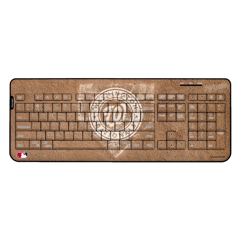 Washington Nationals Wireless USB Keyboard MLB