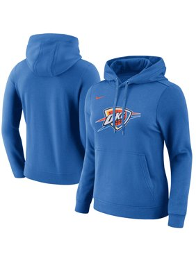best loved aa24e 044a8 Product Image Oklahoma City Thunder Nike Women s Primary Logo Pullover  Hoodie - Blue