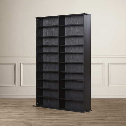 Charlton Home Conners Media Rack by