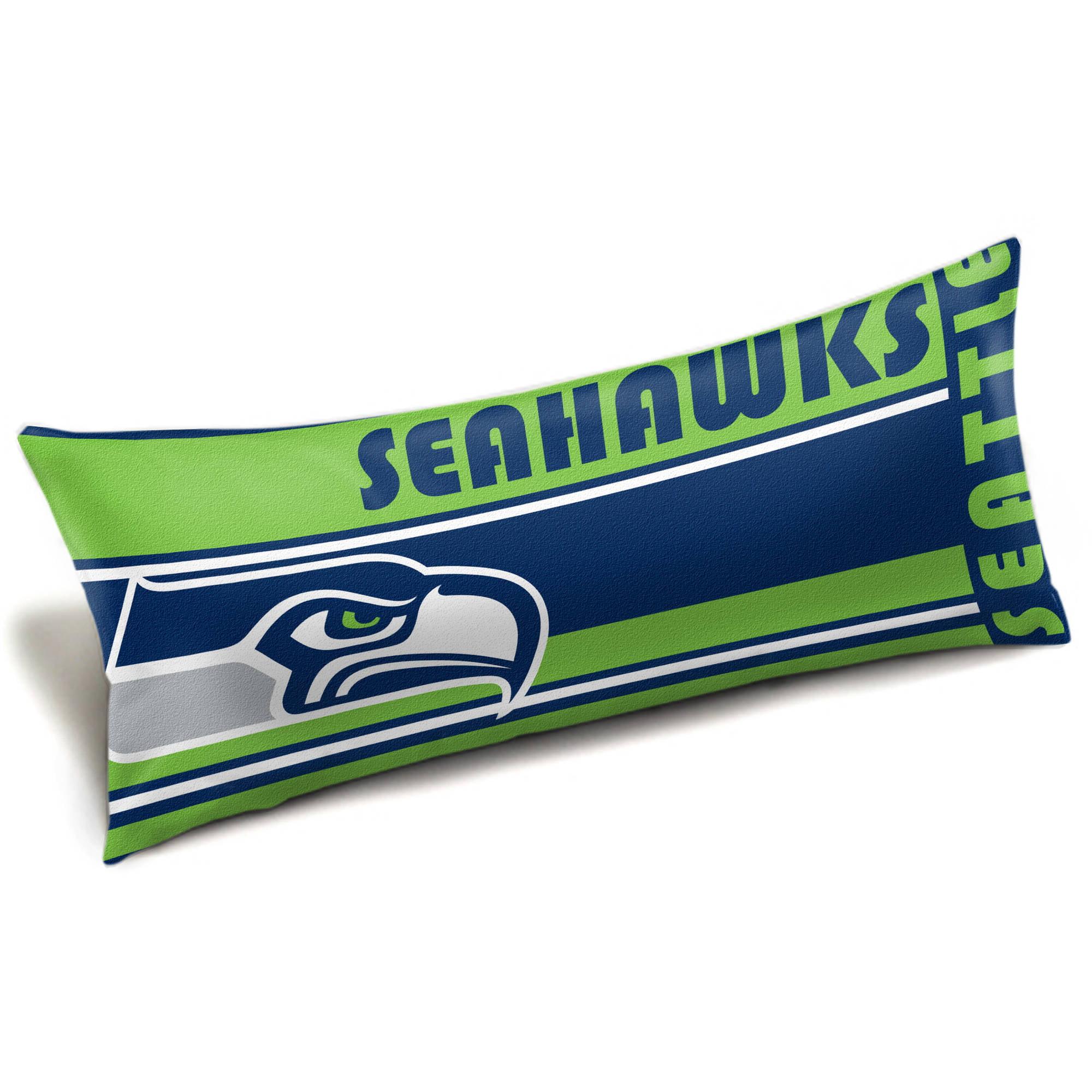 "NFL Seattle Seahawks ""Seal"" Body Pillow"