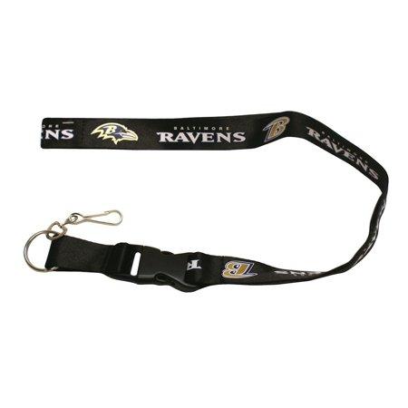Baltimore Ravens Nfl Breakaway Lanyard W Key Ring Pro Specialties Group 262506