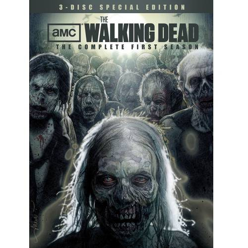 The Walking Dead: The Complete First Season (Special Edition) (Widescreen, SPECIAL)