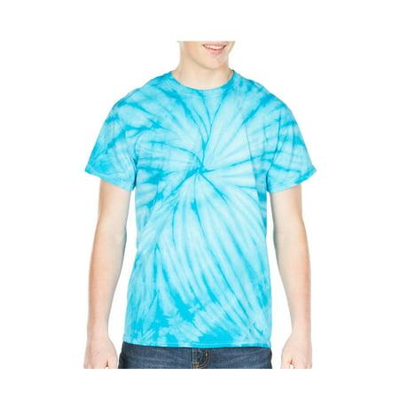 Gildan Tie-Dye Men's Heavyweight Preshrunk Cyclone T-Shirt, Style 200CY