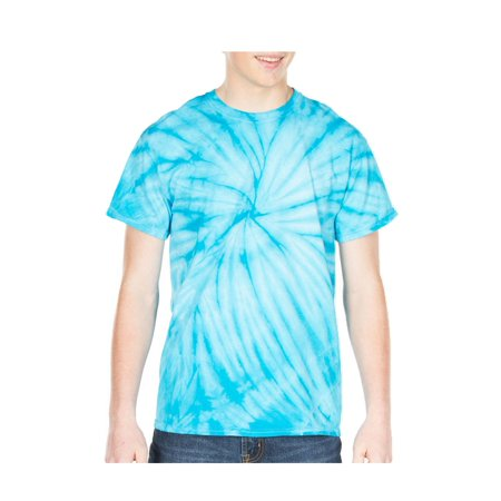 Gildan Tie-Dye Men's Heavyweight Preshrunk Cyclone T-Shirt, Style 200CY - Tie Dye Shirts For Sale