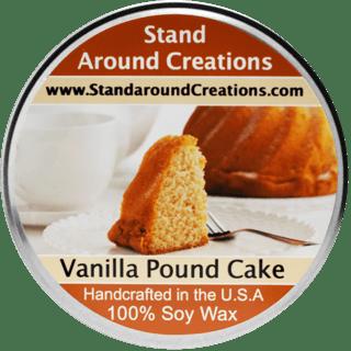 Pound Cake Trifle (VANILLA POUND CAKE TUREEN 3-OZ. ALL NATURAL SOY)