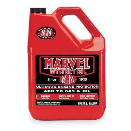 Marvel Mystery Oil® Oil Additive, 1 gal. MARVEL MYSTERY