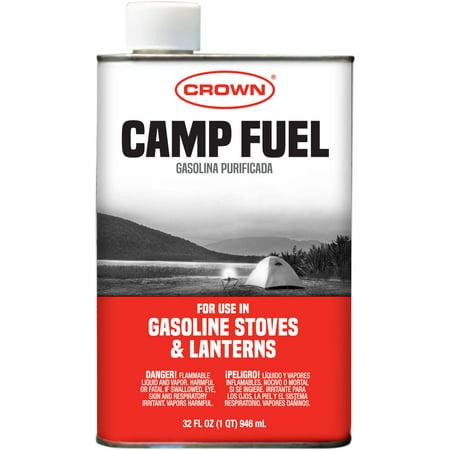 Crown Camp Fuel, Quart