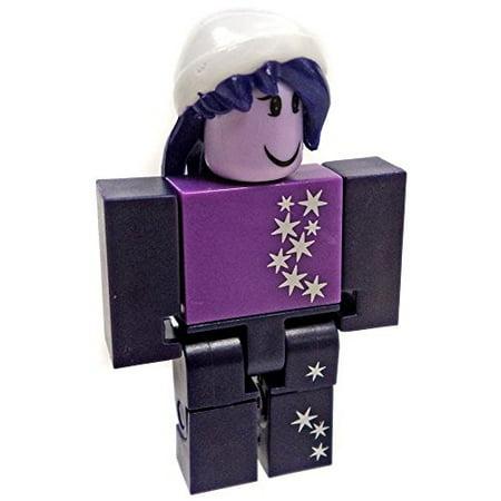 ROBLOX Series 2 Galaxy Girl action Figure mystery box + Virtual Item Code