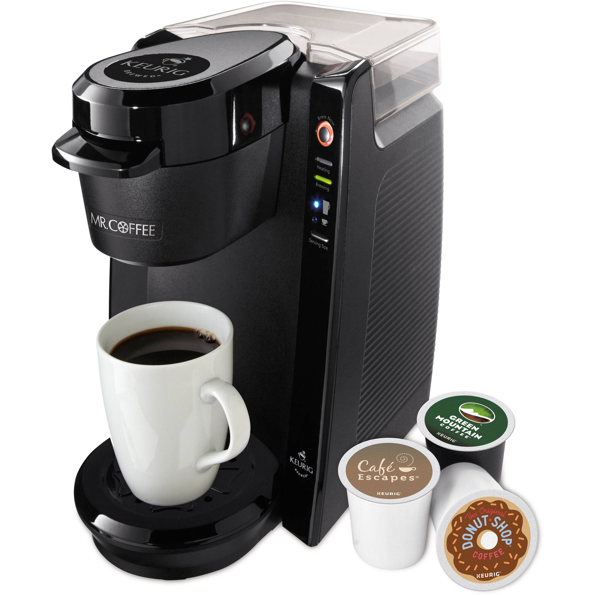 Mr. Coffee 24-oz Single Serve Coffee Maker, BVMC-KG5-001