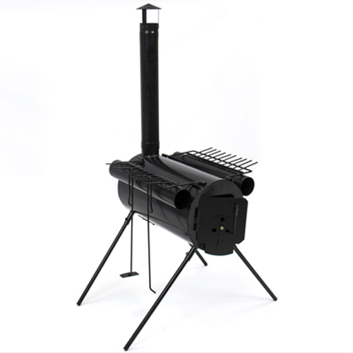 Best Choice Products Portable Military Steel C&ing Wood Stove for C& Cooking or as Tent Heater  sc 1 st  Walmart & Best Choice Products Portable Military Steel Camping Wood Stove ...