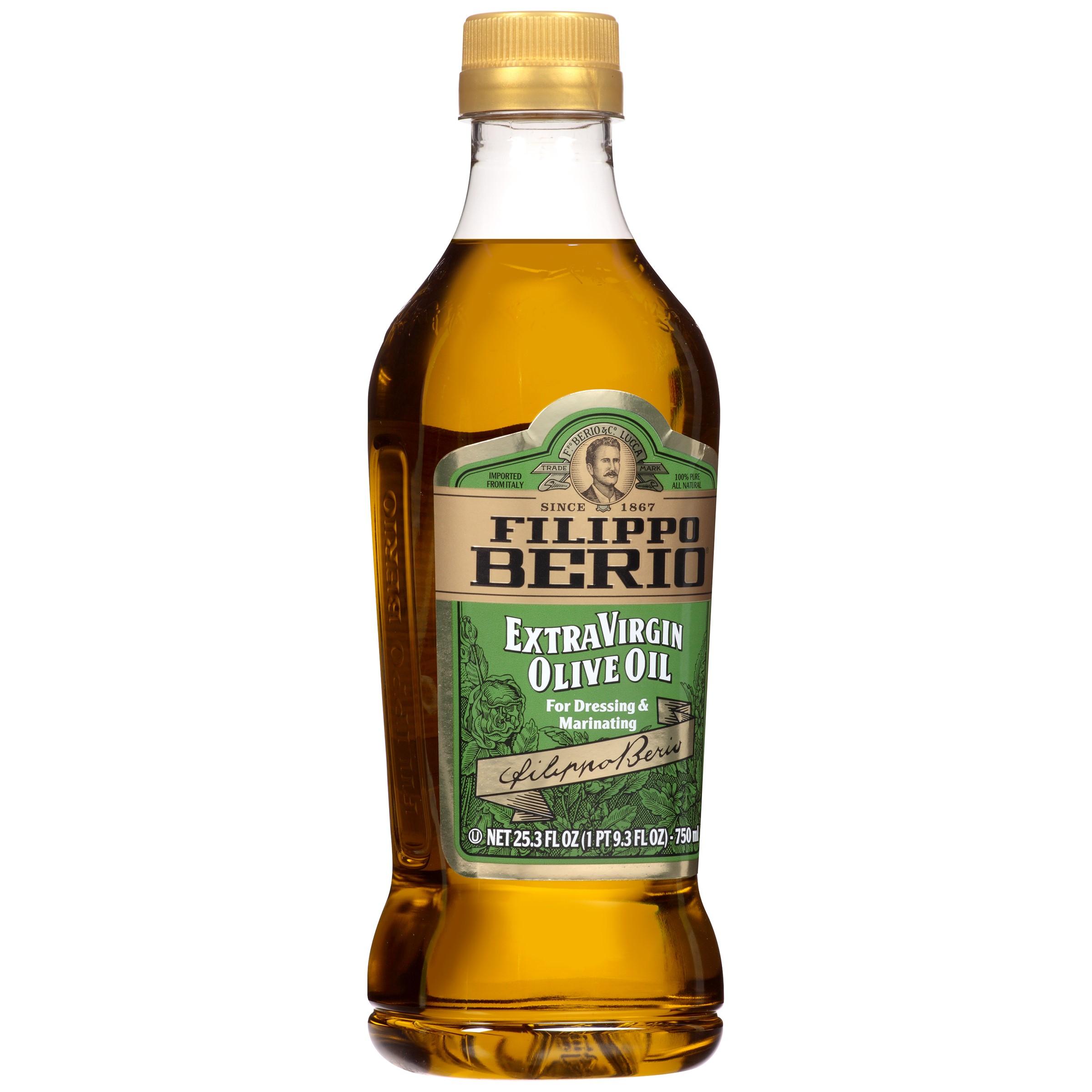 Filippo Berio Extra Virgin Olive Oil, 25.3 Ounce