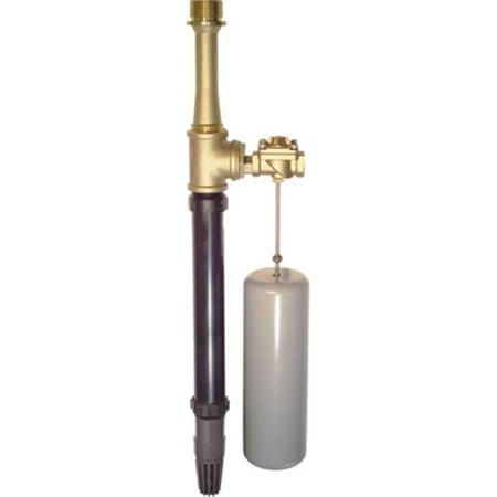 BurCam 47434 Water-Powered Backup Sump Pump - 1.5 in. Port, Model No. 300400 - image 1 de 1