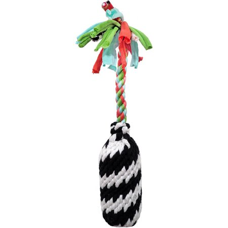 Super Scooch Firecracker Rope Dog Toy,