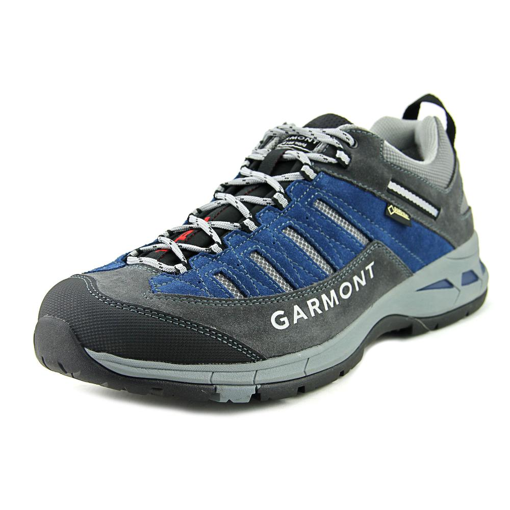 Garmont Trial Beast GTX Men  Steel Toe Leather Blue Hiking Boot