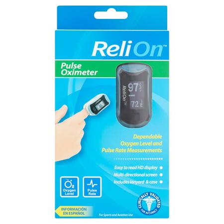 Relion Pulse Oximeter