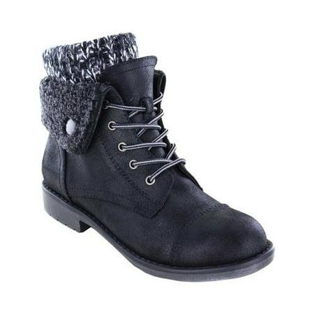 Cordura Mountain Boot (Women's Cliffs by White Mountain Duena Lace Up Boot )