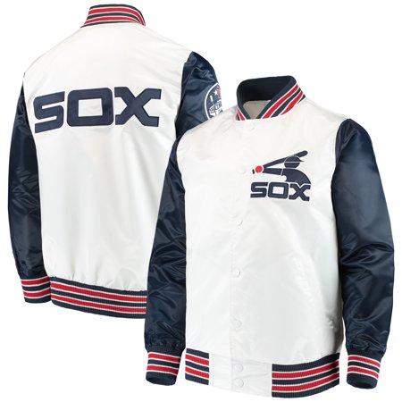 Chicago White Sox Starter The Legend Jacket - White