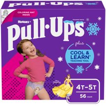 Diapers: Huggies Pull-Ups Girls' Cool & Learn