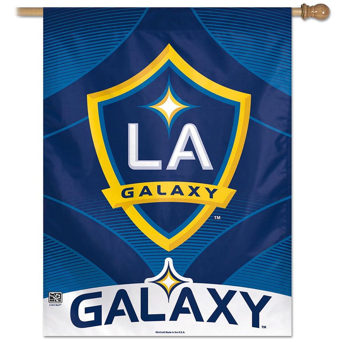 Los Angeles Galaxy Decorative House Flag