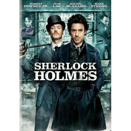 Sherlock Holmes (DVD)](Overcoat Sherlock)