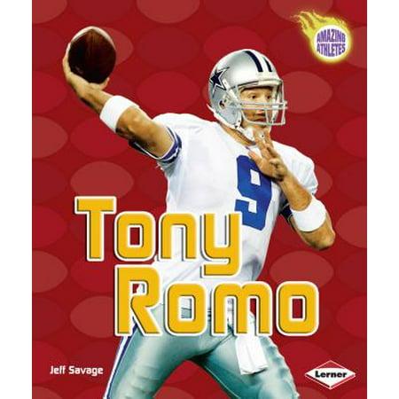 Tony Romo (Tony Romo Junior Football)