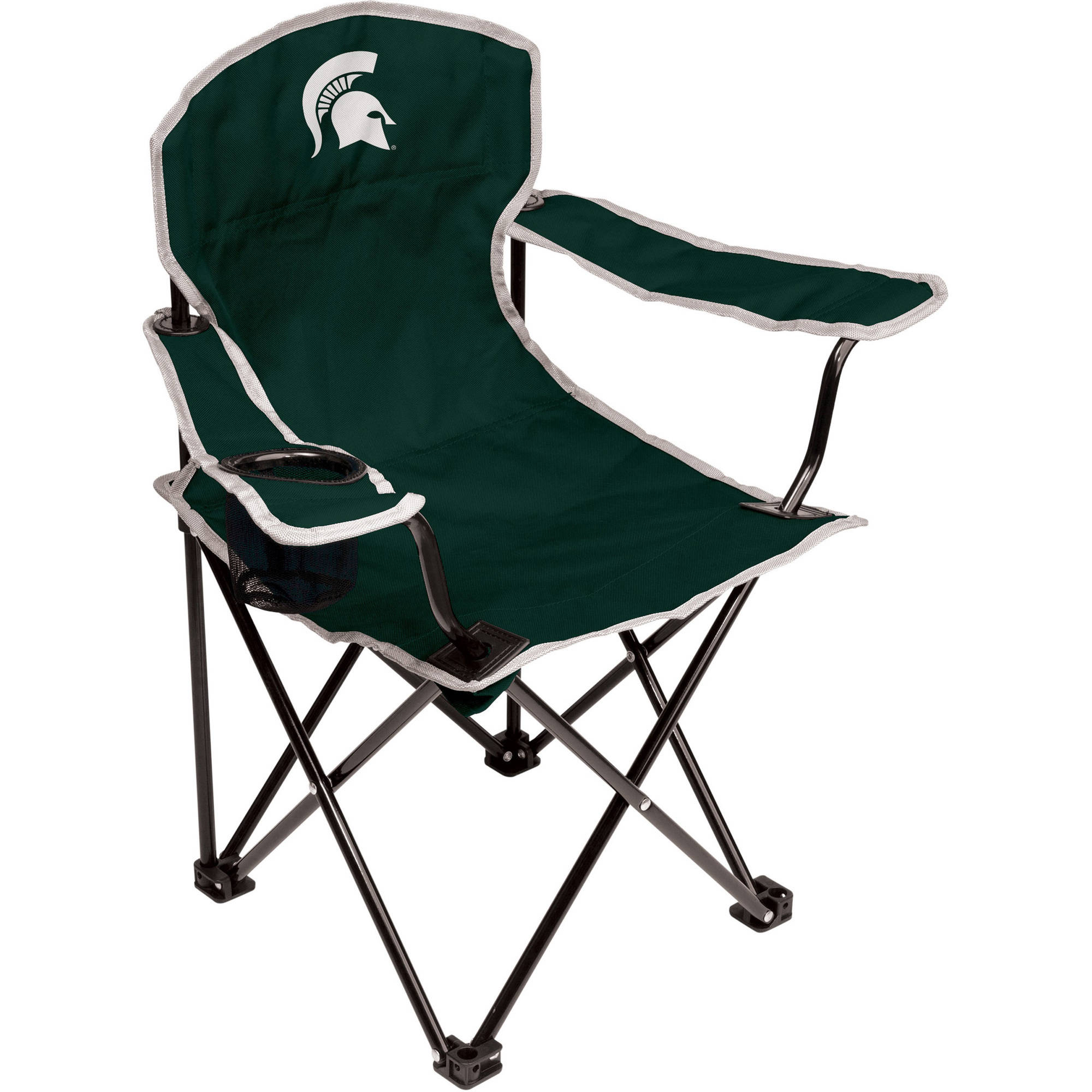 NCAA Michigan State Spartans Youth Size Tailgate Chair from Coleman by Rawlings