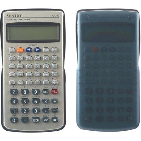 Sentry 2 Line 228 Function Scientific Calculator  Silver