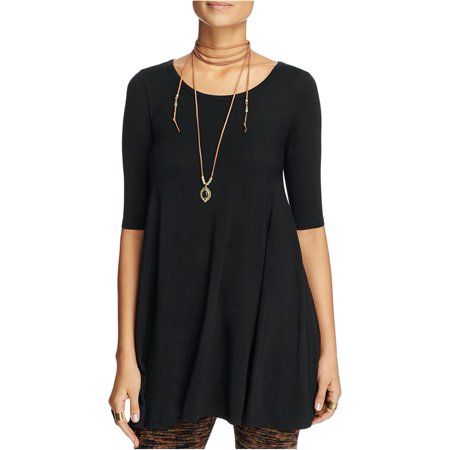 Free People Womens Jacqueline Tunic Blouse