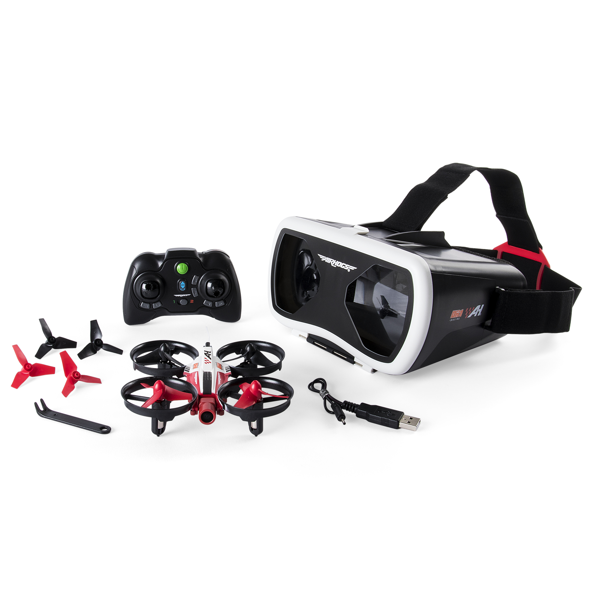 Air Hogs DR1 Official First Person View Race Drone