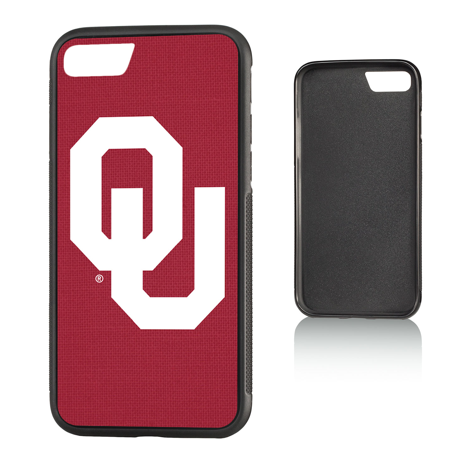 Oklahoma Sooners Solid Bump Case for iPhone 8 / 7
