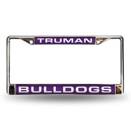 - Truman State Bulldogs NCAA Laser Chrome Frame